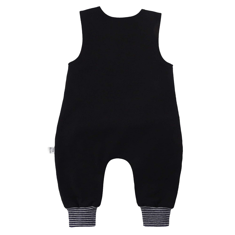 Niklas Eve Couture Babykleidung Baby Strampler Die Milchvampir-Bande der kleine Milchvampir Unisex Rockabilly Rock/´n Roll Gothic schwarz