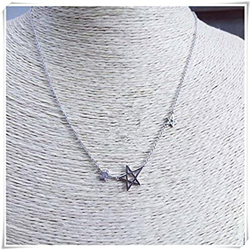 3f923d73f9f9 En venta Plata de Ley Estrella Collar - www.todocorazon.es