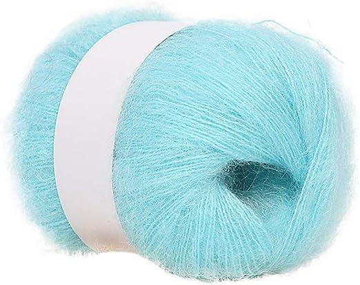 Amazon.com: Sixpi - Hilo de lana para tejer a mano: Sixpi
