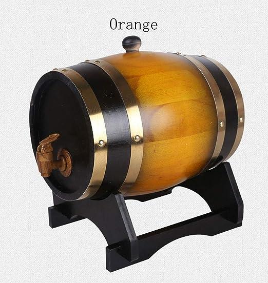 Barril Envejecido Roble 10L, Dispensador de agua de whisky ...