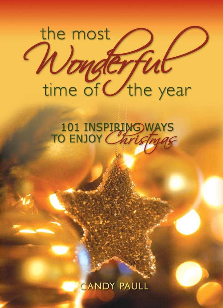 Download The Most Wonderful Time of the Year: 101 Inspiring Ways to Enjoy Christmas PDF