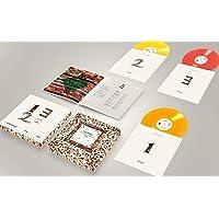 Fleurs - LaTrilogia Completa (Box 3 Vinili Colorati, Limitati e Numerati)
