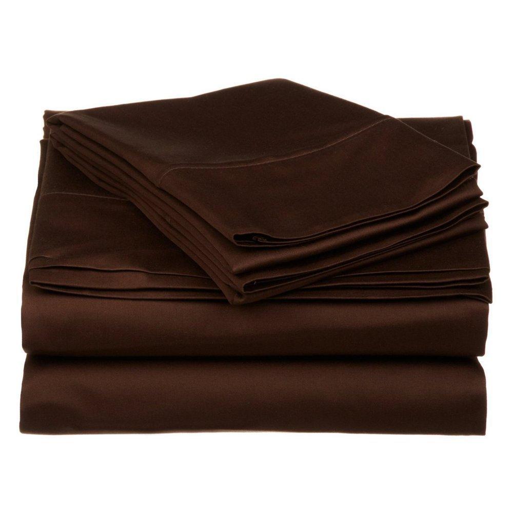 ホテルコレクションJBリネン500スレッドカウント100 %エジプト綿スーパーソフトシートセット(サイズ&カラー選択) Fit Up to 15
