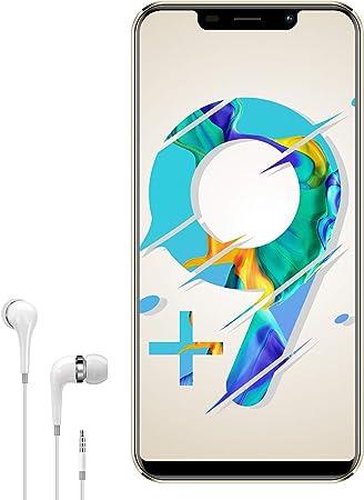 Moviles Baratos y Buenos 4G 5.85 Pulgadas HD Android 8.1 ...