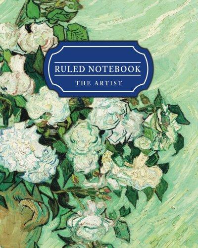 Download Composition Notebook: Ruled Notebook - Artist Cover Design pdf epub
