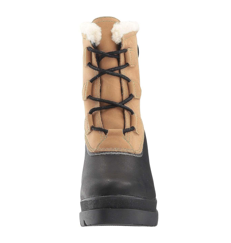 Sorel Damen Winter Stiefelette Stiefel Stiefel Stiefelette NL2551-373 DACIE LACE Curry Braun Schwarz 722816