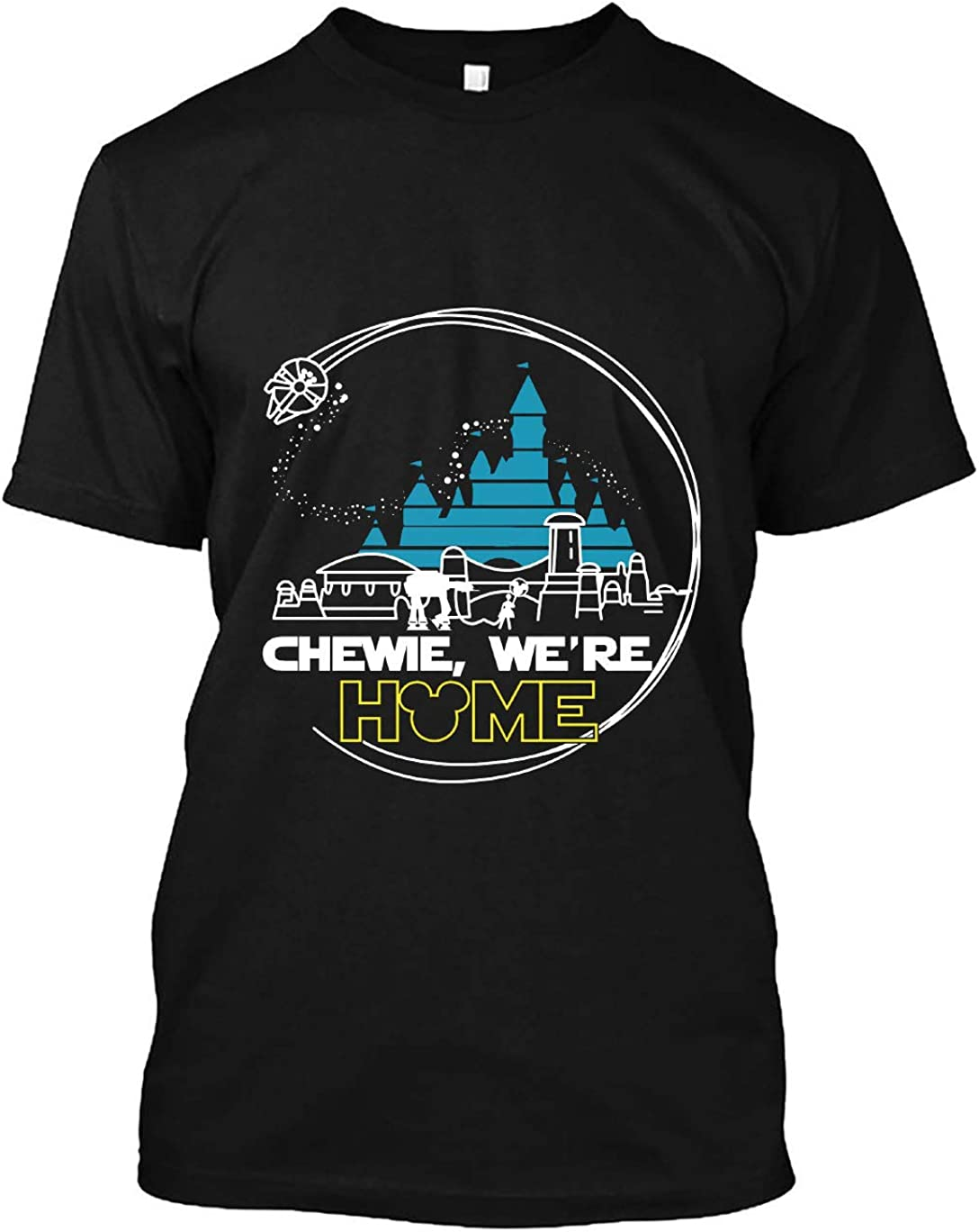Chewie We're Home Shirt