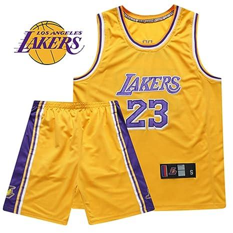 Camiseta De La NBA L.A Lakers Kobe Bryant Jersey Hombres Jóvenes Chaleco Moda Baloncesto Deportes Sudaderas Sin Mangas Camisetas: Amazon.es: Bricolaje y ...