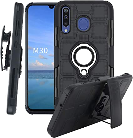 Samsung Galaxy A9 2018 case Hard Shell with Card Holder /& Magnetic Car Mount Slim Heavy Duty Bumper Protective Cover