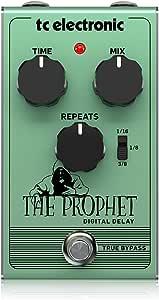 TC Electronic The Prophet Digital Delay dezitarudyirei Effector