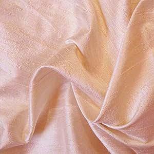 Silk Dupioni 208 Dusty Pink Fabric