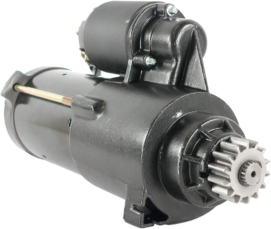 DB Electrical SDR0251 Mariner Mercury Starter for Marine Outboard Engines 135CXL Optimax, 135L Optimax, 135XL Optimax, 150CXL Optimax, 150L Optimax, 175L Optimax 200XL Optimax /50-853329T /9000855