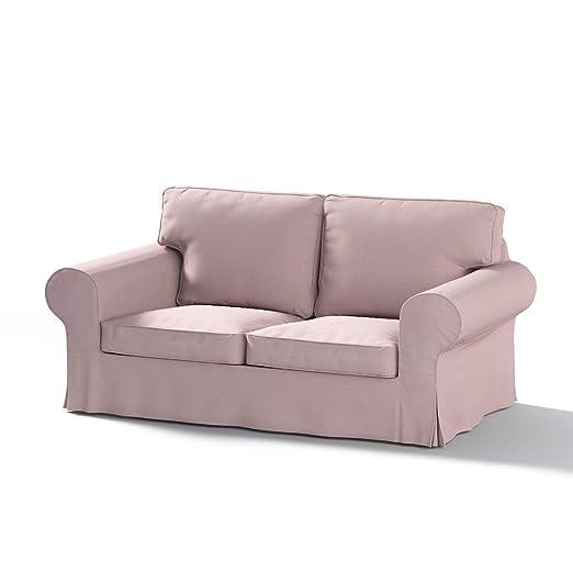 Amazon De Dekoria Ektorp 2 Sitzer Sofabezug Nicht Ausklappbar