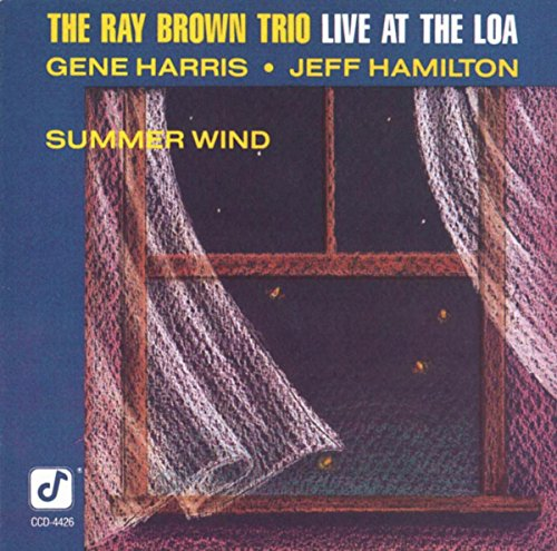 Summer Wind (Live At The Loa) - Ray Brown Summer