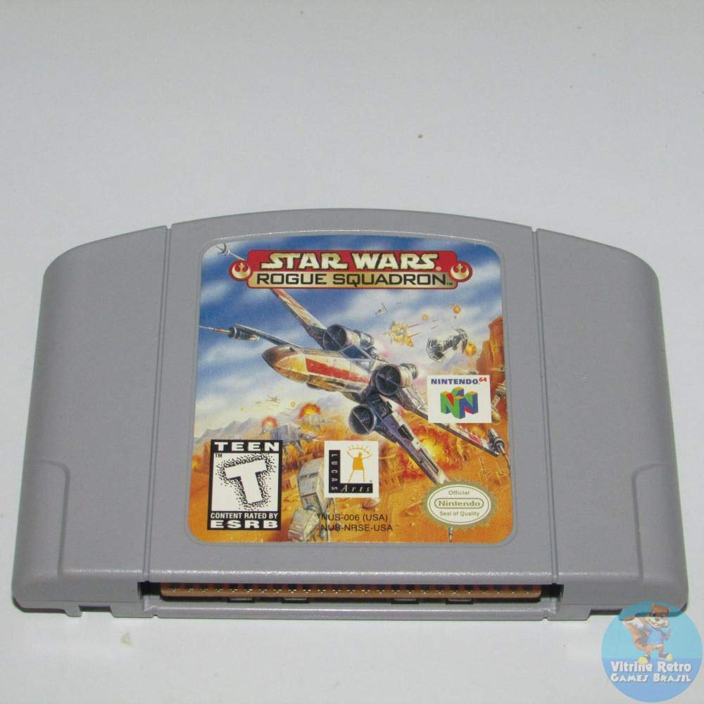 Star Wars: Rogue Squadron (N64): Nintendo 64: Amazon co uk