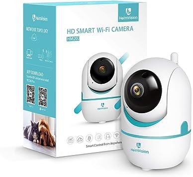 Smart Wireless Security Video IP Camera 360° WIFI HD Surveillance Indoor Home