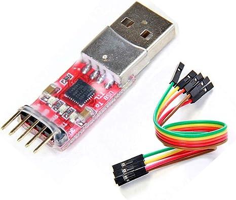 *** 1*2 OU 5 MODULES SERIAL CONVERTER CP2102 //USB 2.0 à TTL UART  ***