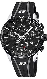 Lotus Reloj Analógico para Hombre de Cuarzo con Correa en Caucho 18257 4 d0c2782f8176