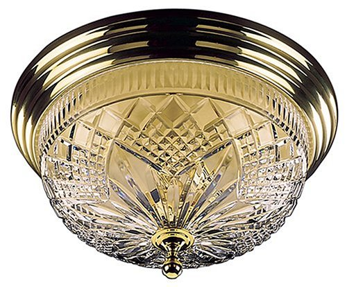 Beaumont Lamp - Waterford Crystal 17-Inch Beaumont Ceiling Fixture