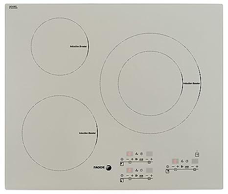 Fagor IF-30BLX hobs - Placa (Integrado, indución eléctrica ...
