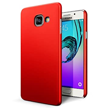 coque galaxy a5 rouge