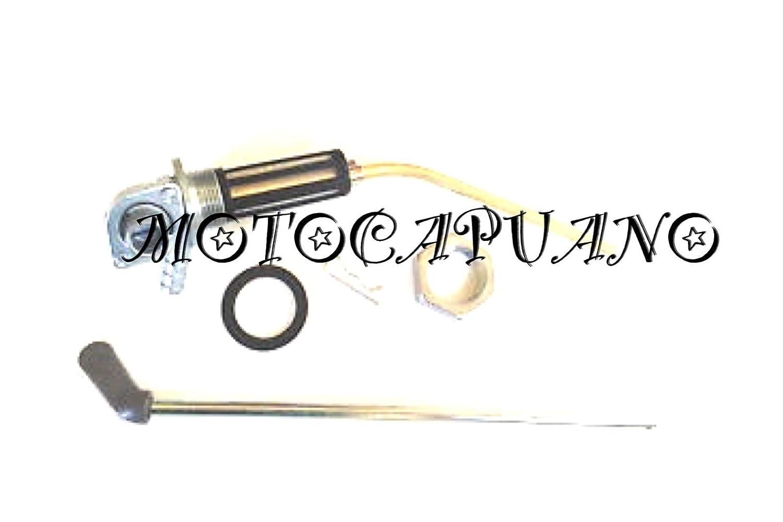 RUBINETTO Con ASTA SERBATOIO BENZINA CARBURANTE VESPA 125 ET3 50 SPECIAL MotoCapuano 400306785306
