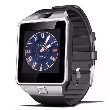 XUWLM Pulsera Smart Watch Tarjeta SIM TF Bluetooth Smartwatch 2G ...