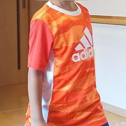 Amazon アディダス トレーニングウェア Trn Bos グラフィックtシャツ ボーイズ Ftk16 ブラック アクティブオレンジs19 Dv1413 日本 J1 日本サイズ1 相当 フィットネス トレーニング ボーイズ 通販