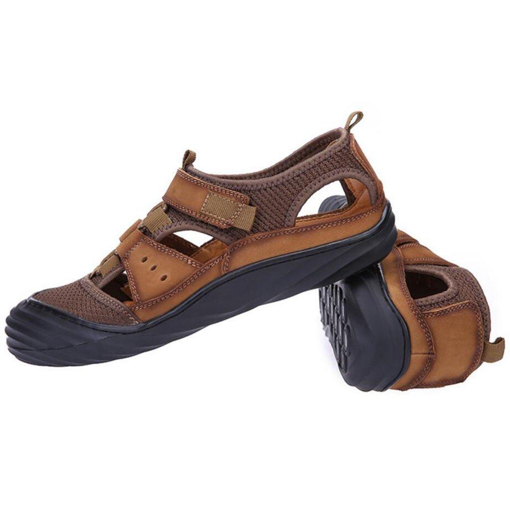 GAOLIXIA GAOLIXIA GAOLIXIA Männer Hohl Sandalen Sommer Breathable Beiläufige Schuhe Sportschuhe Wanderschuhe Mode Strand Schuhe Outdoor-Reisen Wandern 481e84
