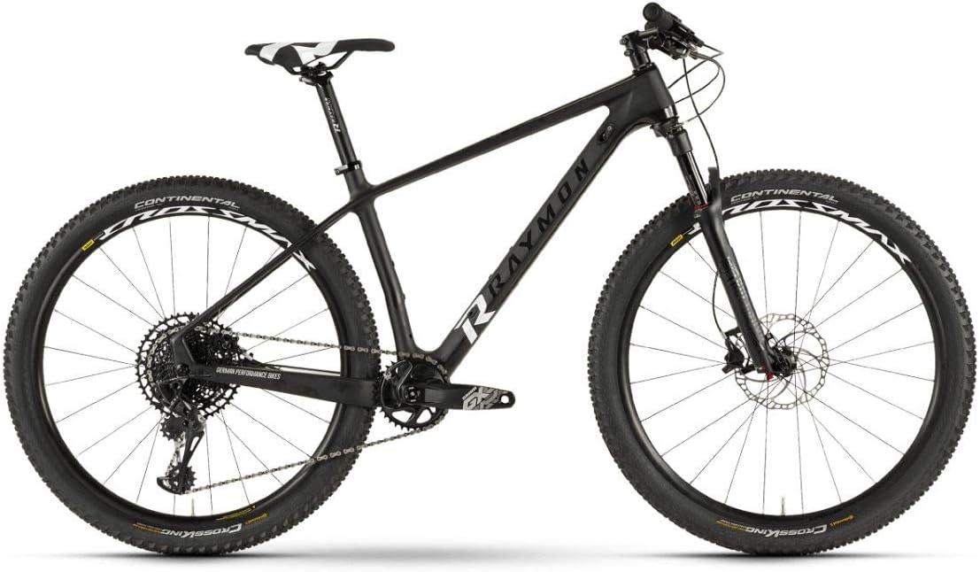 RAYMON Nineray 9.0 - Bicicleta de montaña (29, Carbono), Color ...