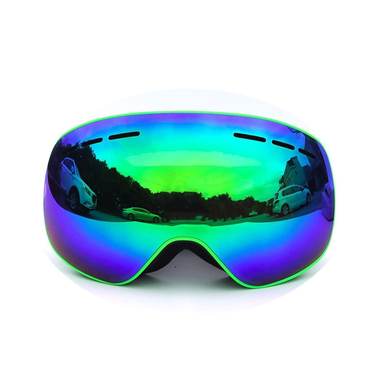 Schutzbrille Für Brillenträger Damen Herren Magnet Skibrille Große Kugelförmige Doppelte Permanente Anti Fog Spiegel Im Freien Klettern Spiegel Coca Myopie