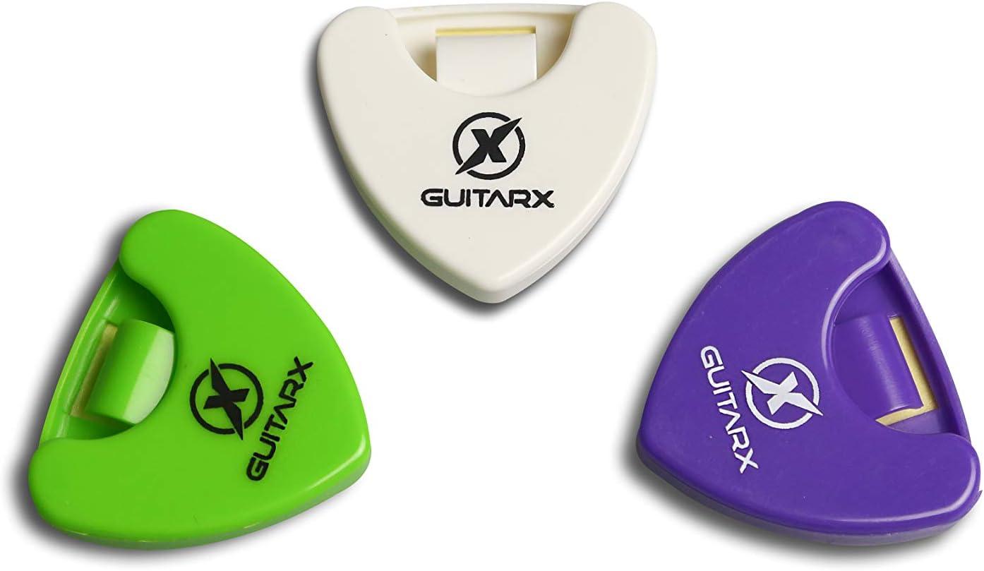 Dunlop 5005 Guitar Pick Holder Designed For Easy Pick Access