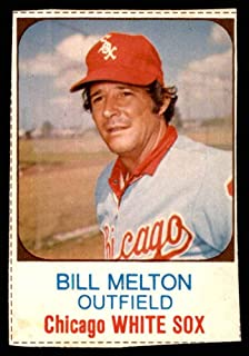 product image for 1975 Hostess # 8 Bill Melton Chicago White Sox (Baseball Card) VG White Sox