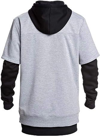 DC Shoes Dryden Sweatshirt À Capuche Double Épaisseur pour Homme Sweatshirt à Capuche Double épaisseur Homme