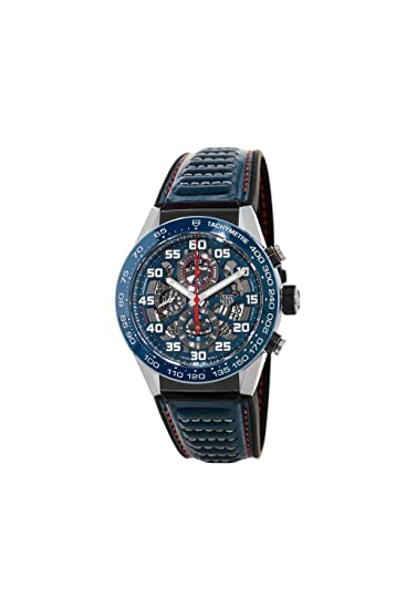 TAG Heuer Carrera Red Bull Racing Edición Especial 45 mm Mens Reloj car2 a1 N. ft6100: Amazon.es: Relojes