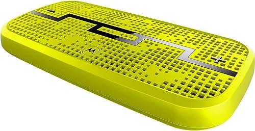 SOL REPUBLIC 1500-10 DECK Wireless Speaker – Retail Packaging – Lemon Lime