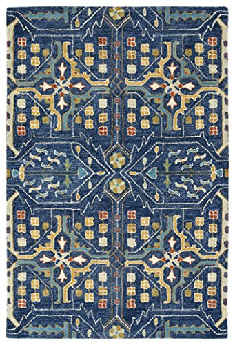 Kaleen Rugs Brooklyn Collection 5310-22 Blue 2