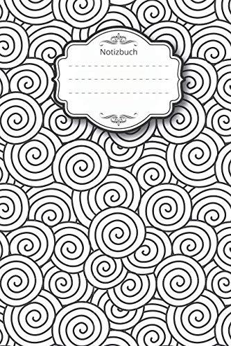 Notizbuch: 96 Seiten I kariert I ca. DinA 5 I 15,24 x 22,86 cm I 6