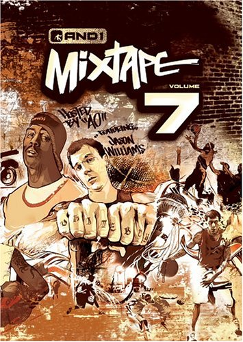 Amazon com: AND1 Mixtape, Vol  7: Jason Williams: Movies & TV
