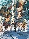 Ravage, tome 1 (BD) par Barjavel