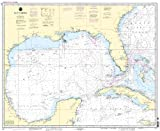 nautical chart gulf of mexico - NOAA Chart 411: Gulf of Mexico