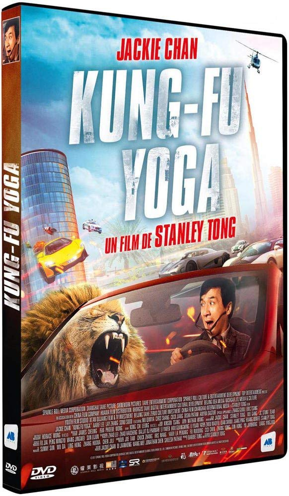 Kung Fu Yoga [Italia] [DVD]: Amazon.es: Jackie Chan, Disha ...
