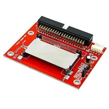 CF Compact Flash tarjeta de tipos a 40Pin IDE de 3,5 ...