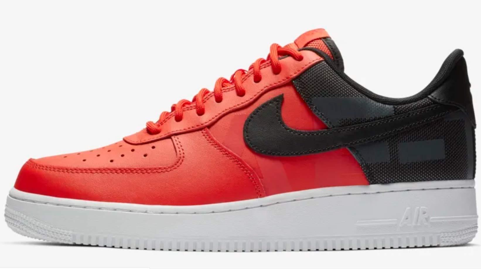 hot sale online eaca0 00d8e Galleon - Nike Air Force 1  07 Lv8 Mens Av8363-600 Size 15