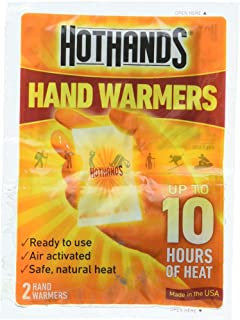 product image for HotHands Hand Warmers, Up To 10 Hours of Heat, 2 Hand Warmers each (Value Pack of 3)