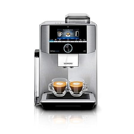 Siemens EQ.9 plus connect s500 Independiente - Cafetera ...