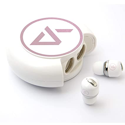 3e014fac26c Amazon.com: Yell Acoustic True Wireless Earphone Air Twins + (White + Rose  Gold)【Japan Domestic Genuine Products】 【Ships from Japan】: Home Audio & ...