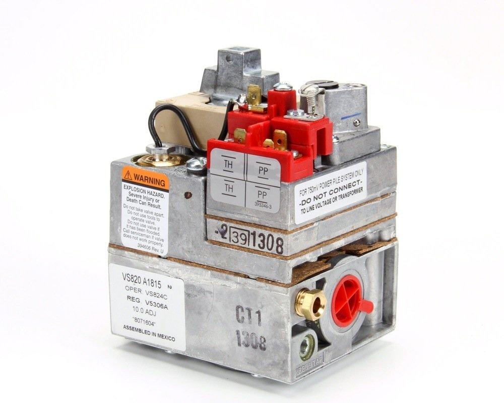 Amazon.com: frymaster 807 – 1604 millivolt Válvula de gas ...