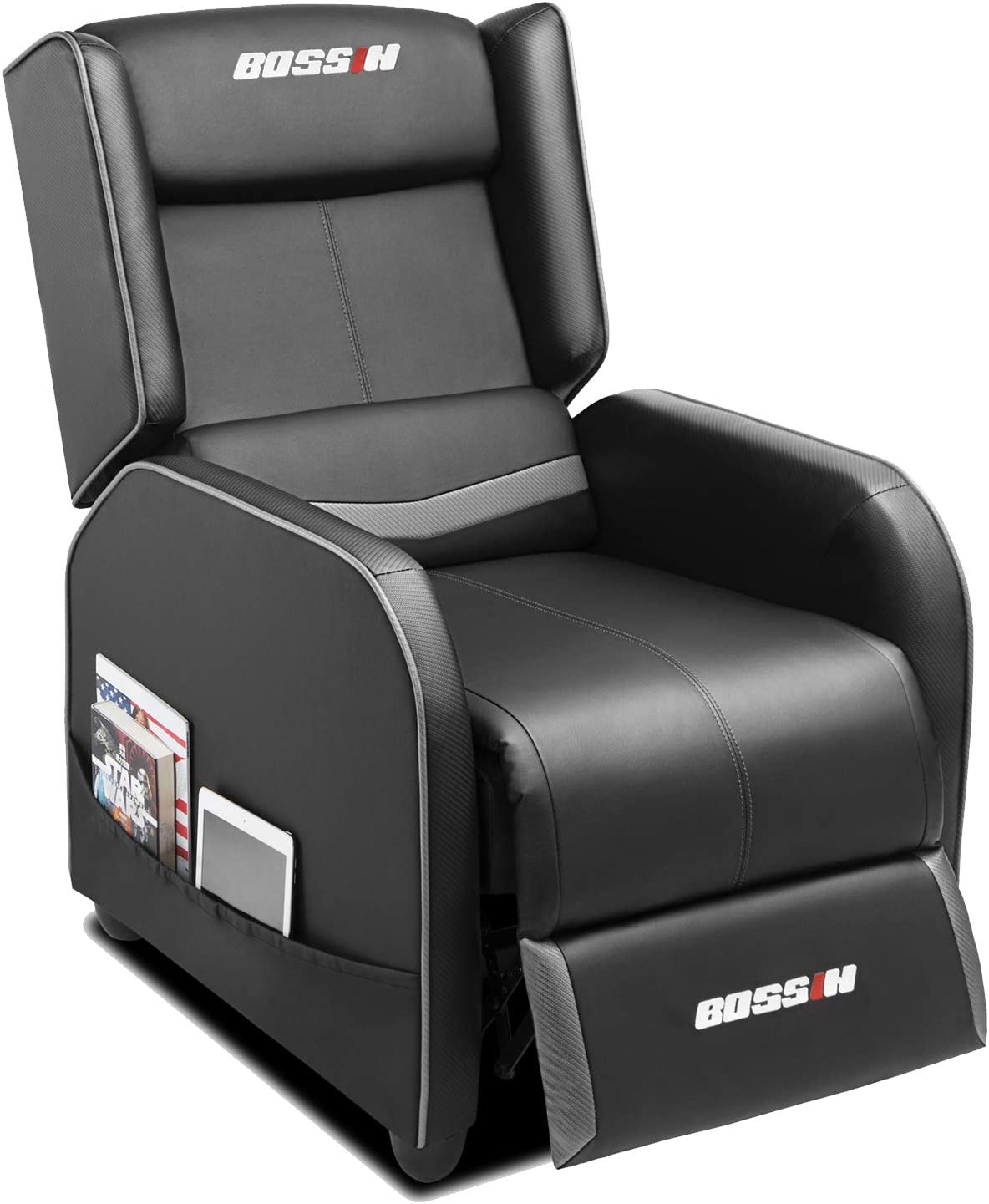BOSSIN Gaming Recliner Chair