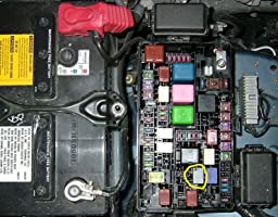 Jeep Grand Cherokee Radio Adaptor Wiring Harness additionally 1990 Camry Fuse Box Diagram additionally 2006 Toyota Rav4 Instrument Panel Relay Location And Layout furthermore Toyota Yaris Fuse Box Location also 344ed Ive 3l V6 Pajero Help Identifying. on toyota sienna radio fan